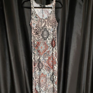 Vibe Sportswear small light pink/cream/black flora